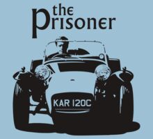The Prisoner by apxdesign