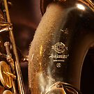Saxophone Selmer by ulryka