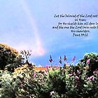 And then came the rainbow - inspirational by sarnia2