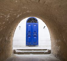 Blue Door by cpcphoto