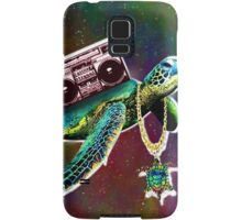 Swaggy Space Turtle Samsung Galaxy Case/Skin