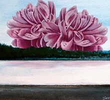 Lake Peony by DeWittOriginals
