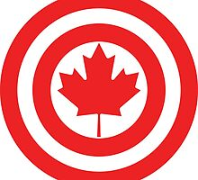 Captain Canada by psychoandy