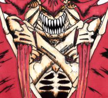 The Tyranid Hive Tyrant - Devour Sticker