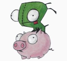 Gir and Piggy Kids Clothes