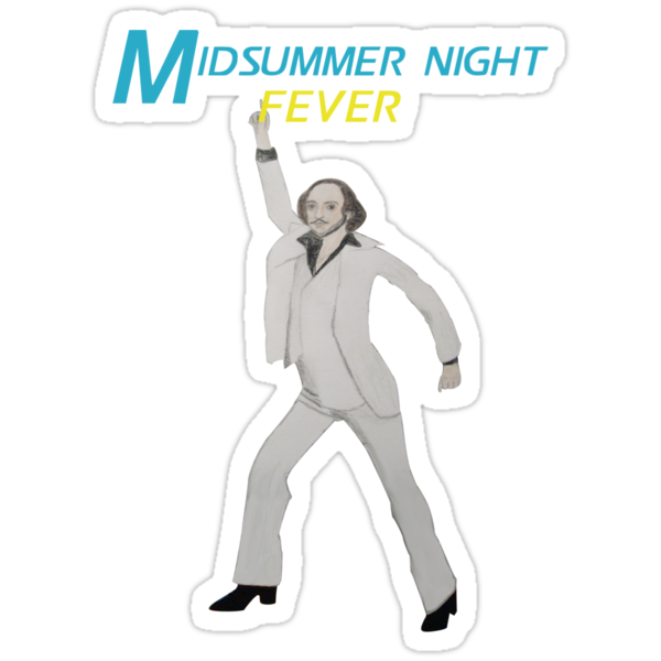 Midsummer Night Fever! by ReadingBeauty
