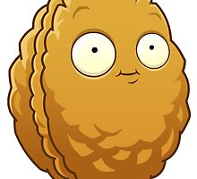Plants vs Zombies 2 - Walnut by DeepThought