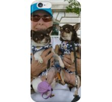 Mamma and the Girls iPhone Case/Skin