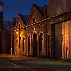 Newport Streets by WayneG57