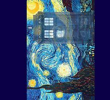 The Doctor and Vincent by Amantine