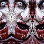 Zombie Smile by lamiel
