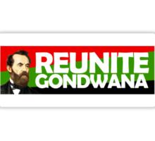 Reunite Gondwana Sticker Sticker