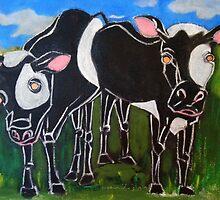 COWS by Karen Gingell