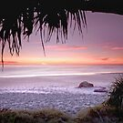 Paradise - Miami Gold Coast Qld Australia by Beth  Wode
