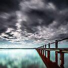 Toukley Jetty NSW Australia by Beth  Wode