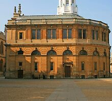 The Sheldonian by RedHillDigital