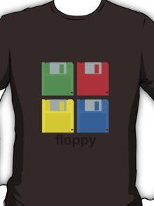 Four floppies T-Shirt