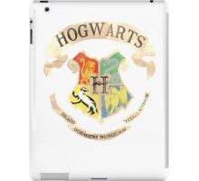 Harry Potter Houses iPad Case/Skin