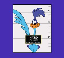 roadrunner mugshot by kennypepermans
