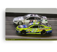 NASCAR 3 Canvas Print
