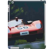 Ferrari 512S at Nürburgring iPad Case/Skin