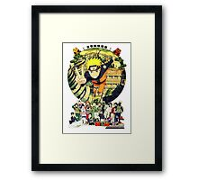 Friends! Framed Print