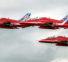 Red Arrows - 50 Display Seasons by © Steve H Clark