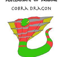 Descendants of Dragons Cobra Dragon by Mars714