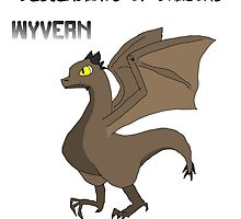 Descendants of Dragons Wyvern by Mars714