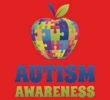 Autism Awareness Kids Clothes