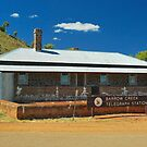 Barrow Creek Telegraph Station by Penny Smith