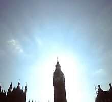 Big Ben Halo by MsLoriGD