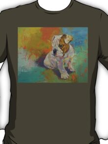 Bulldog Puppy T-Shirt