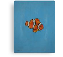 Clownfish Canvas Print