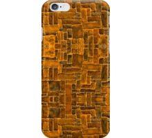 Garage Bricks iPhone Case/Skin