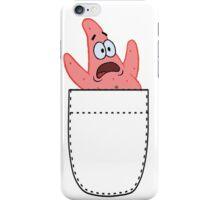 Pocket Patrick iPhone Case/Skin