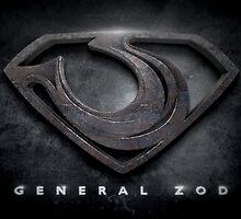 General Zod by BigRockDJ