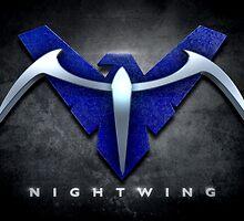 Nightwing by BigRockDJ
