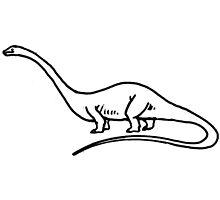 diplodocus by jaayduubs