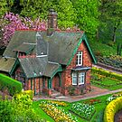Gardener's cottage by Tom Gomez