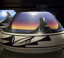 Navajo Pottery by phil decocco