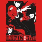 lupin the third  by colioni
