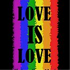 Love is Love by AJColpitts