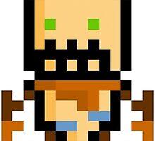 fiddlesticks pixel by lalagartija