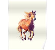 Horse // Boundless Poster