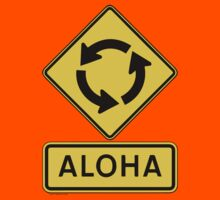 Aloha Circle Sign Design by sargus