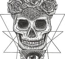 Flower Crown by melaniedegier