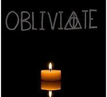 Obliviate by bayleexcx