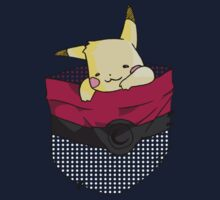 Poket Pikachu by Rafafu