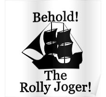 The Rolly Joger Poster